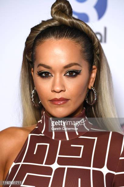 Rita Ora attends Capital's Jingle Bell Ball 2019 with SEAT at The O2 Arena on December 07 2019 in London England