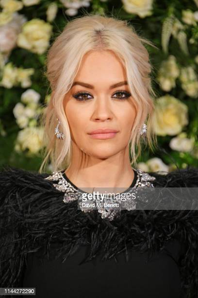 Rita Ora attends the 10th Annual Filmmakers Dinner hosted by Charles Finch Edward Enninful and Michael Kors at the Hotel du CapEdenRoc on May 17 2019...