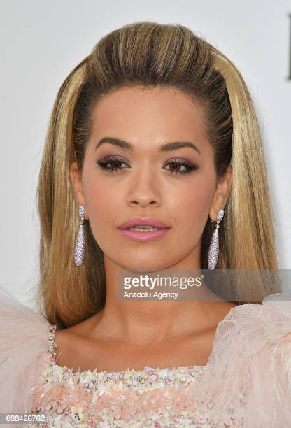 Rita Ora attends the Amfar Gala Cannes 2017 at Hotel du CapEdenRoc on May 25 2017 in Cap d'Antibes France on May 25 2017