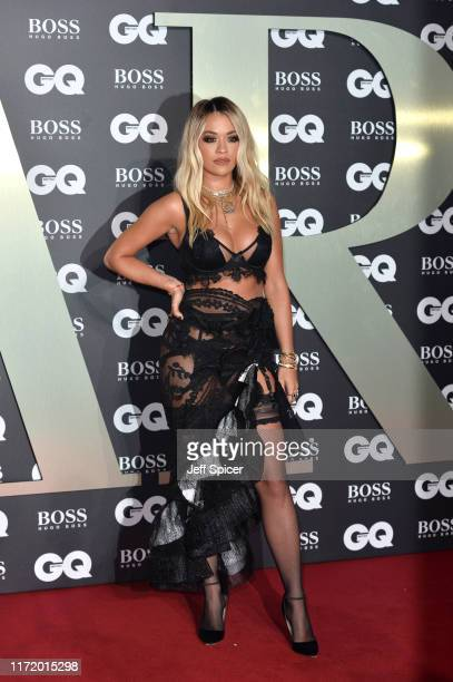 Rita Ora attends the GQ Men Of The Year Awards 2019 at Tate Modern on September 03 2019 in London England