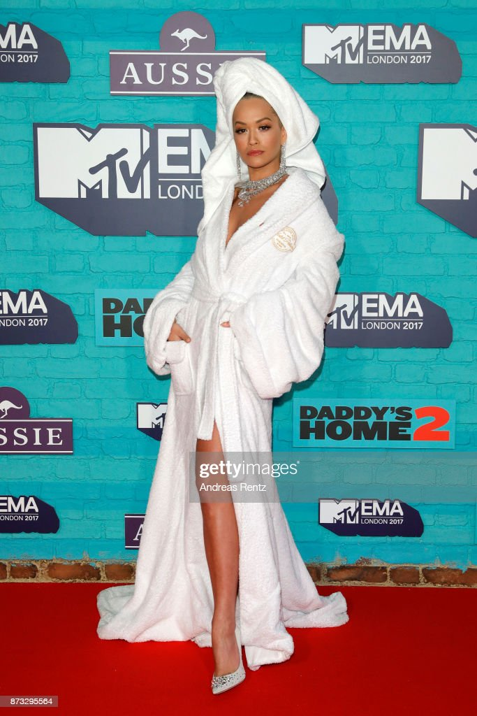MTV EMAs 2017 - Red Carpet Arrivals