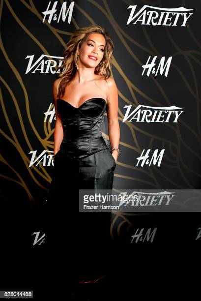 Rita Ora attends Variety Power Of Young Hollywood at TAO Hollywood on August 8 2017 in Los Angeles California