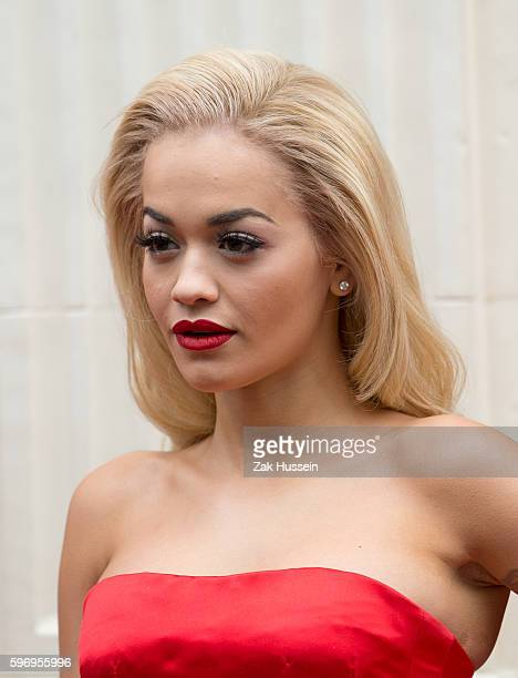 Rita Ora launches the Contour Centenary Bar to mark the 100th anniversary of the iconic CocaCola bottle in London