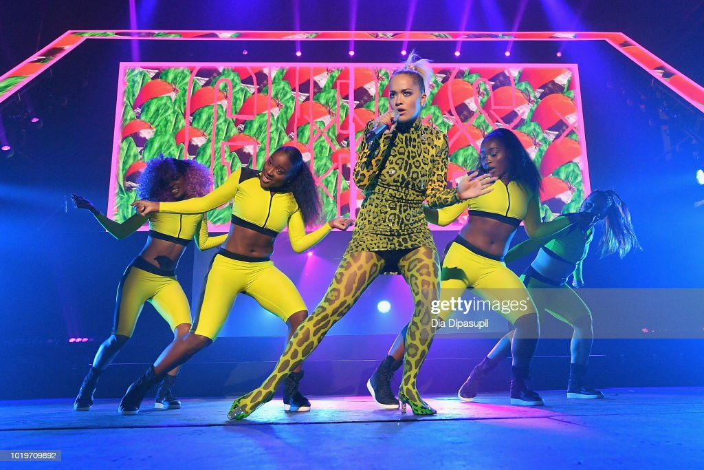 MTV VMA Kickoff Concert Presented By DirecTV Now : News Photo