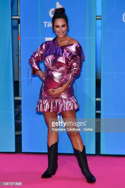 Rita Pereira attends the MTV EMAs 2018 on November 4 2018 in Bilbao Spain