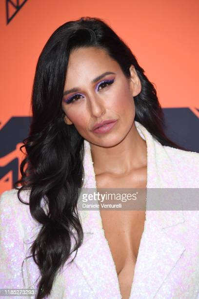 Rita Pereira attends the MTV EMAs 2019 at FIBES Conference and Exhibition Centre on November 03 2019 in Seville Spain