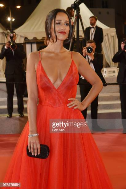 Rita Pereira attends the screening of'The Spy Gone North `` ' during the 71st annual Cannes Film Festival at Palais des Festivals on May 11 2018 in...
