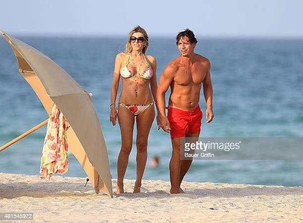 Rita Rusic is seen on July 25 2012 in Miami Florida