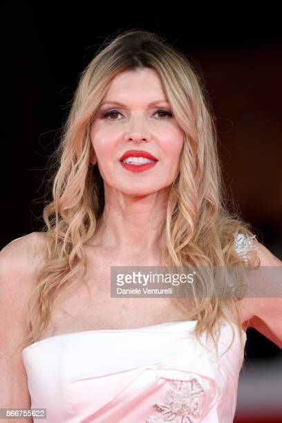 Rita Rusic walks a red carpet for 'Hostiles' during the 12th Rome Film Fest at Auditorium Parco Della Musica on October 26 2017 in Rome Italy