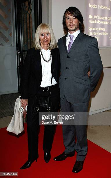 Rita Tushingham arrives at the UK film premiere of 'Cherie' at the Cine Lumiere on May 6 2009 in London England