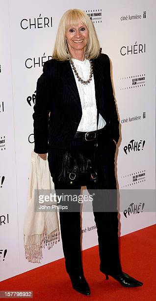 Rita Tushingham Arrives For The Uk Premiere Of Cheri At The Cine Lumiere In London