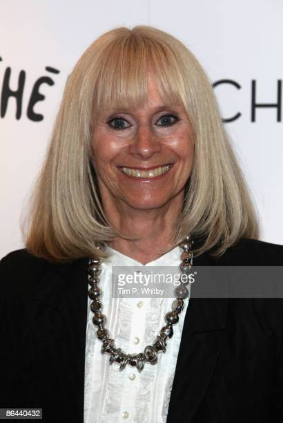 Rita Tushingham arrives for the UK premiere of Cherie at Cine Lumiere on May 6 2009 in London England