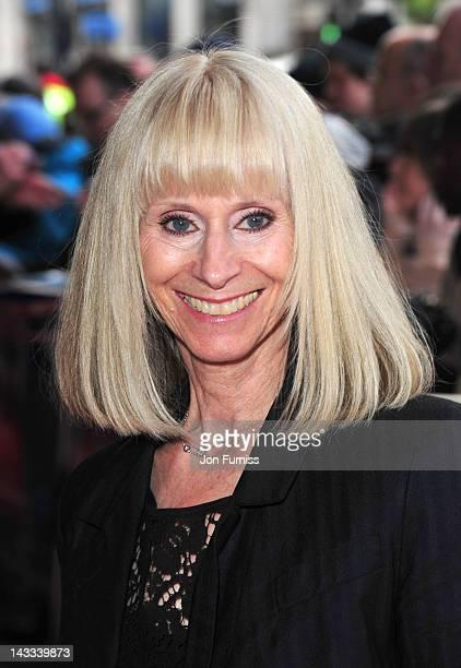 Rita Tushingham attends Outside Bet at Cineworld Haymarket on April 24 2012 in London England