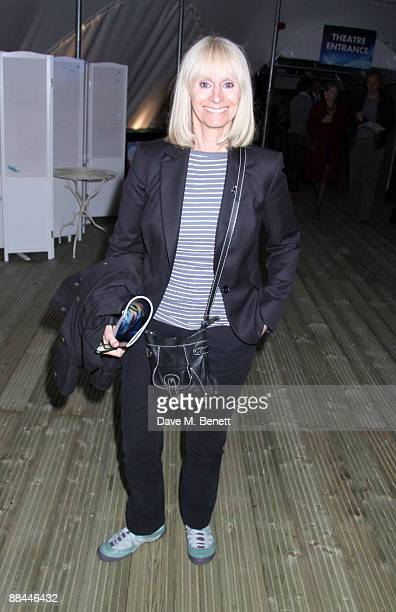 Rita Tushingham attends the Peter Pan press night in Kensington Park on June 10 2009 in London England