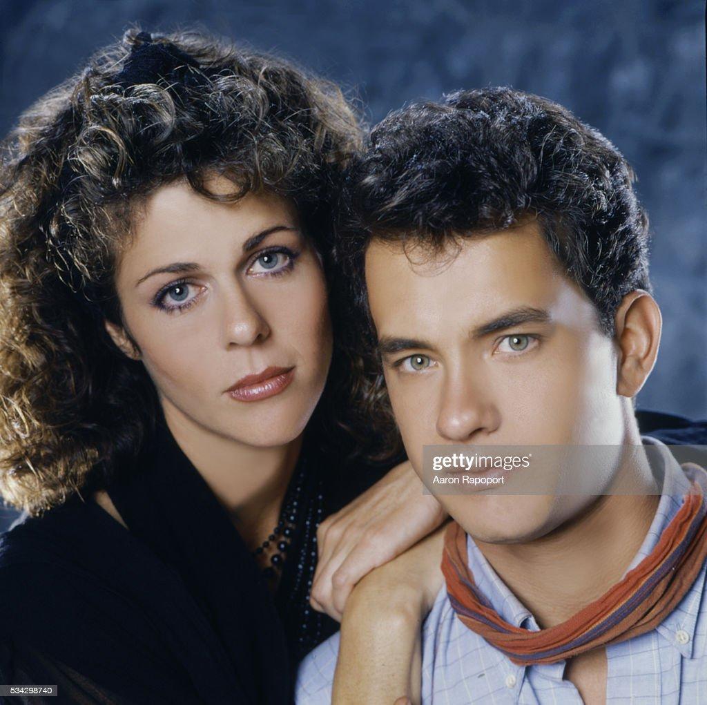Rita Wilson and Tom Hanks : News Photo
