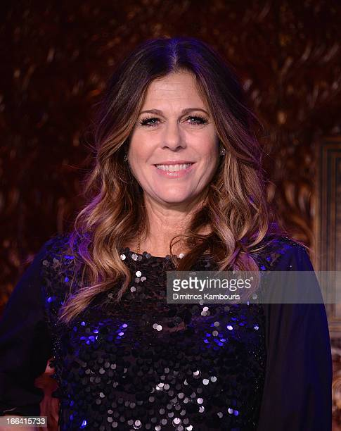 Rita Wilson attends the 54 Press Preview at 54 Below on April 12 2013 in New York City