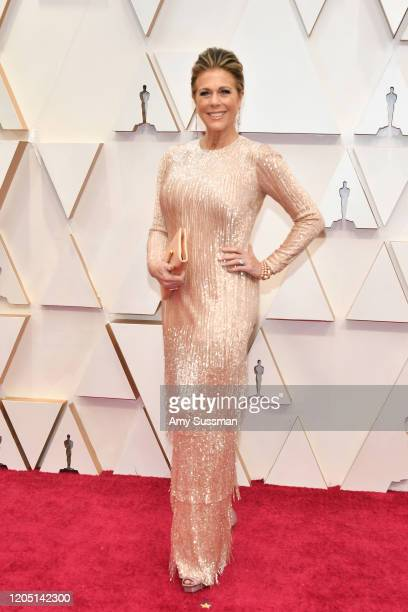 Rita Wilson attends the 92nd Annual Academy Awards at Hollywood and Highland on February 09, 2020 in Hollywood, California.