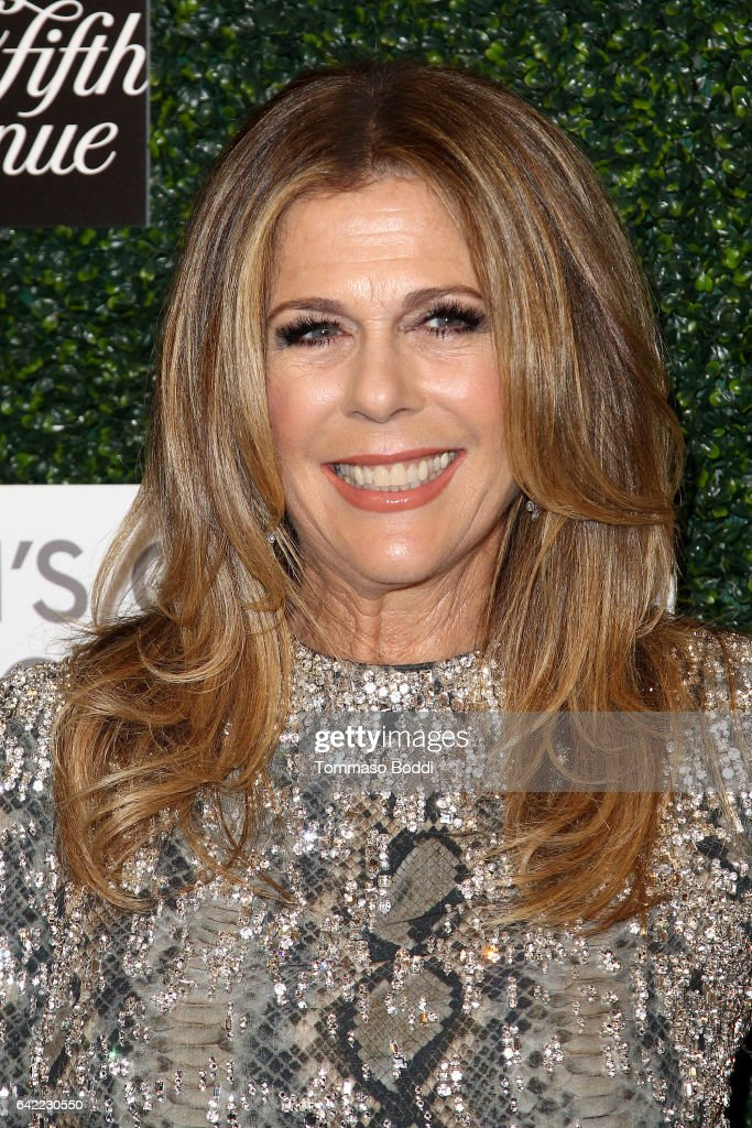 Rita Wilson attends the An Unforgettable Evening held at the Beverly Wilshire Four Seasons Hotel on February 16, 2017 in Beverly Hills, California.