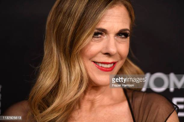 Rita WIlson attends The Women's Cancer Research Fund's An Unforgettable Evening Benefit Gala at the Beverly Wilshire Four Seasons Hotel on February...
