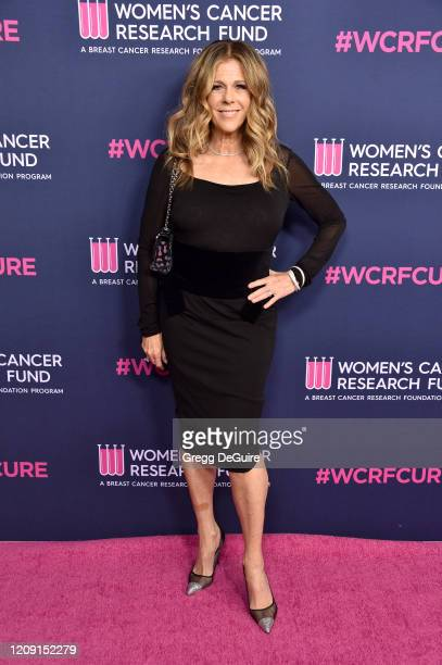 """Rita Wilson attends WCRF's """"An Unforgettable Evening"""" at Beverly Wilshire, A Four Seasons Hotel on February 27, 2020 in Beverly Hills, California."""