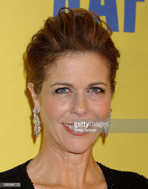 Rita Wilson during 13th Annual BAFTA/LA Britannia Awards at Beverly Hilton Hotel in Beverly Hills California United States