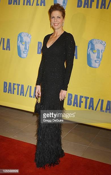 Rita Wilson during 13th Annual BAFTA/LA Britannia Awards at Beverly Hilton Hotel in Beverly Hills California United States