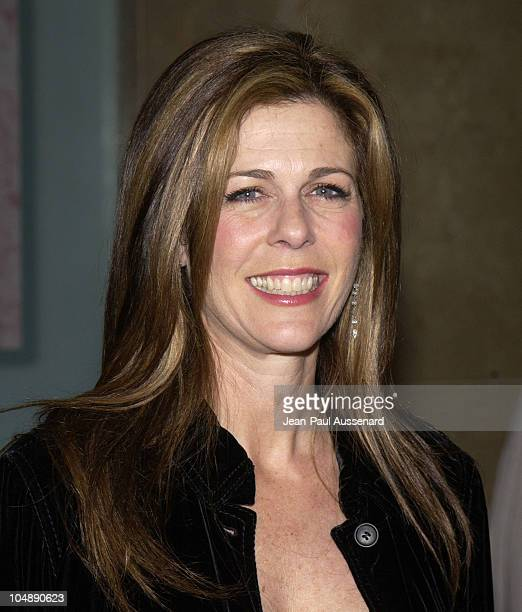 Rita Wilson during 40th Annual Publicists Awards Arrivals at Beverly Hilton Hotel in Beverly Hills California United States