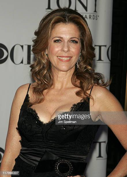 Rita Wilson during 60th Annual Tony Awards Arrivals at Radio City Music Hall in New York City New York United States