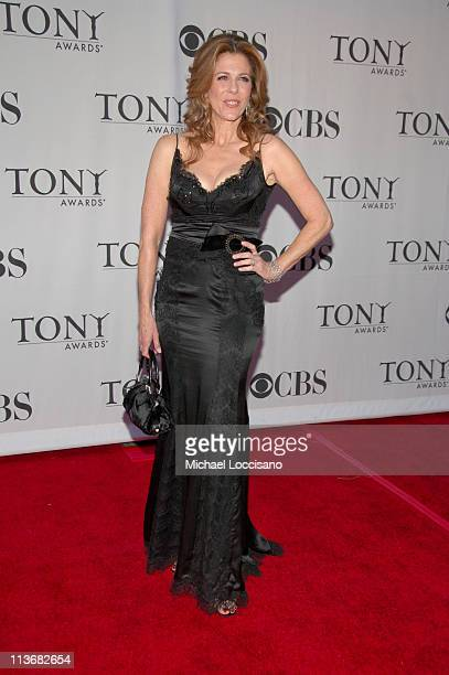 Rita Wilson presenter during 60th Annual Tony Awards Arrivals at Radio City Music Hall in New York City New York United States