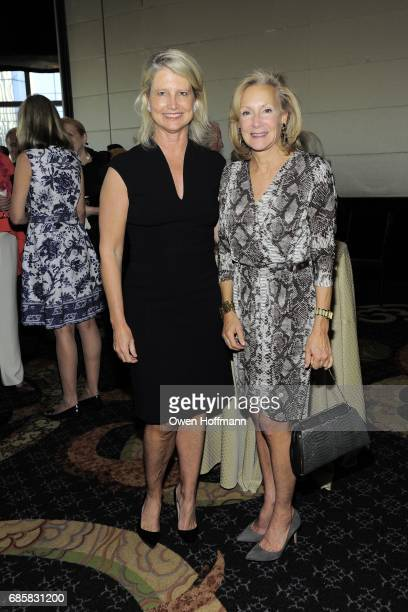 Ritchey Howe and Karen Klopp attend The Boys' Club of New York Annual Awards Dinner at Mandarin Oriental on May 17 2017 in New York City