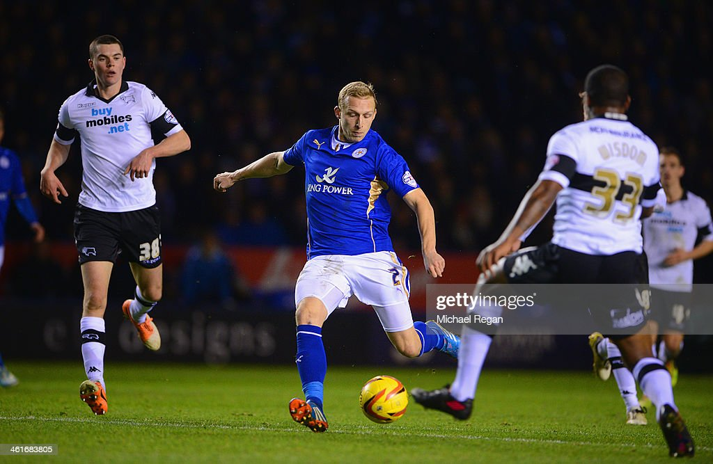 Leicester City v Derby County - Sky Bet Championship : News Photo