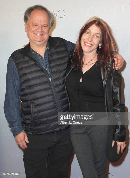 Ritchie Montgomery and guest arrives for the premiere of 'Heart Baby' held at Ahrya Fine Arts Theater on November 23 2018 in Beverly Hills California