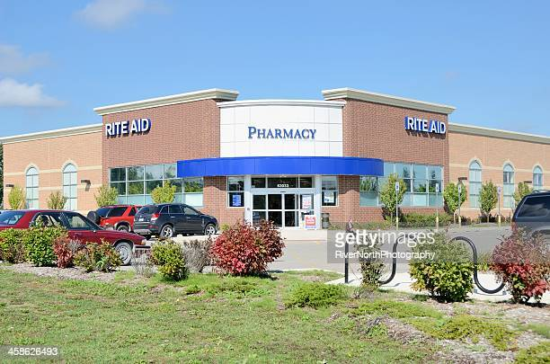 rite aid - romeo michigan stock pictures, royalty-free photos & images