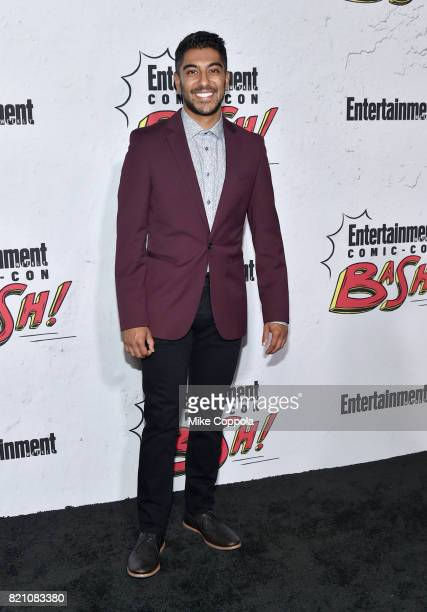 Ritesh Rajan at Entertainment Weekly's annual ComicCon party in celebration of ComicCon 2017 at Float at Hard Rock Hotel San Diego on July 22 2017 in...
