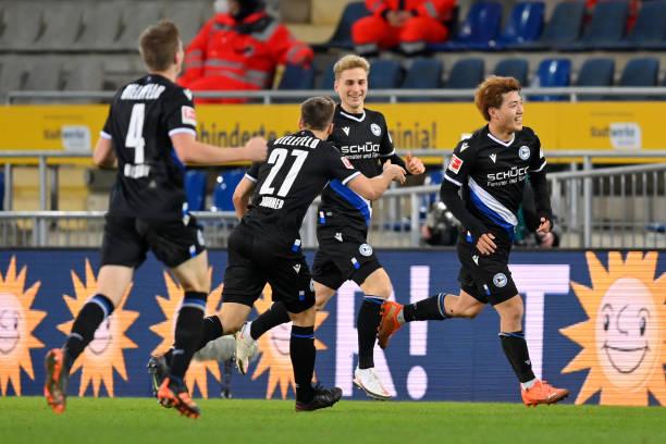 DEU: DSC Arminia Bielefeld v VfB Stuttgart - Bundesliga