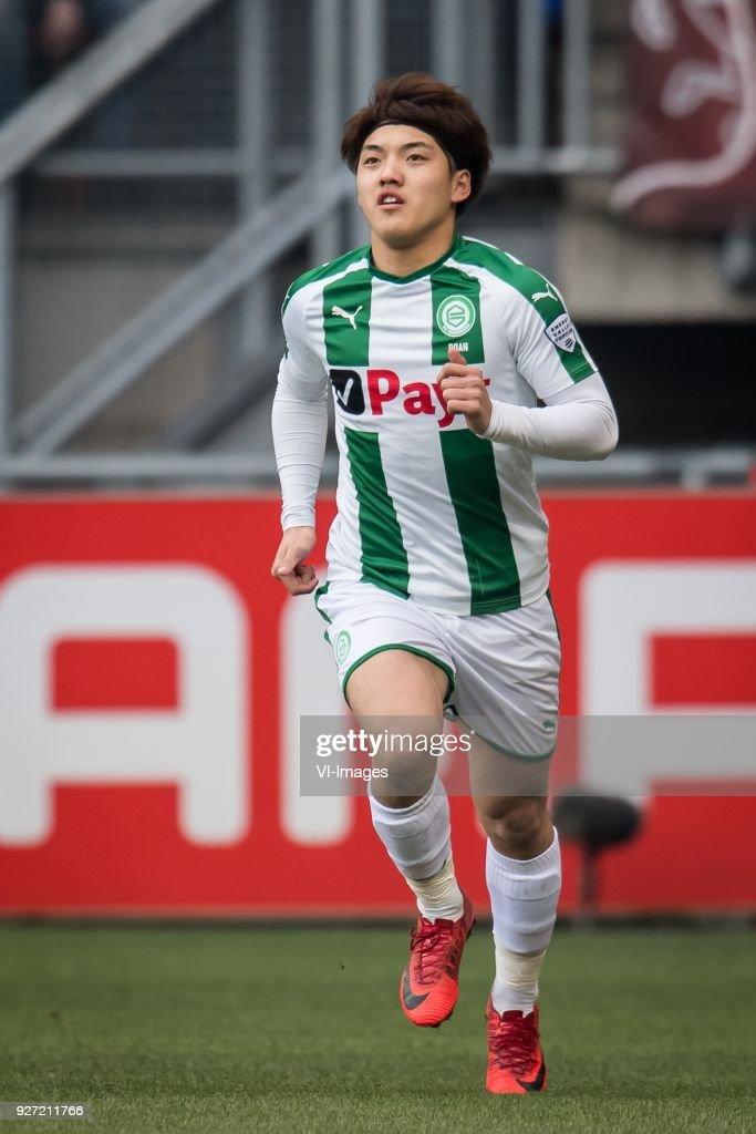 Dutch Eredivisie'FC Twente v FC Groningen' : News Photo