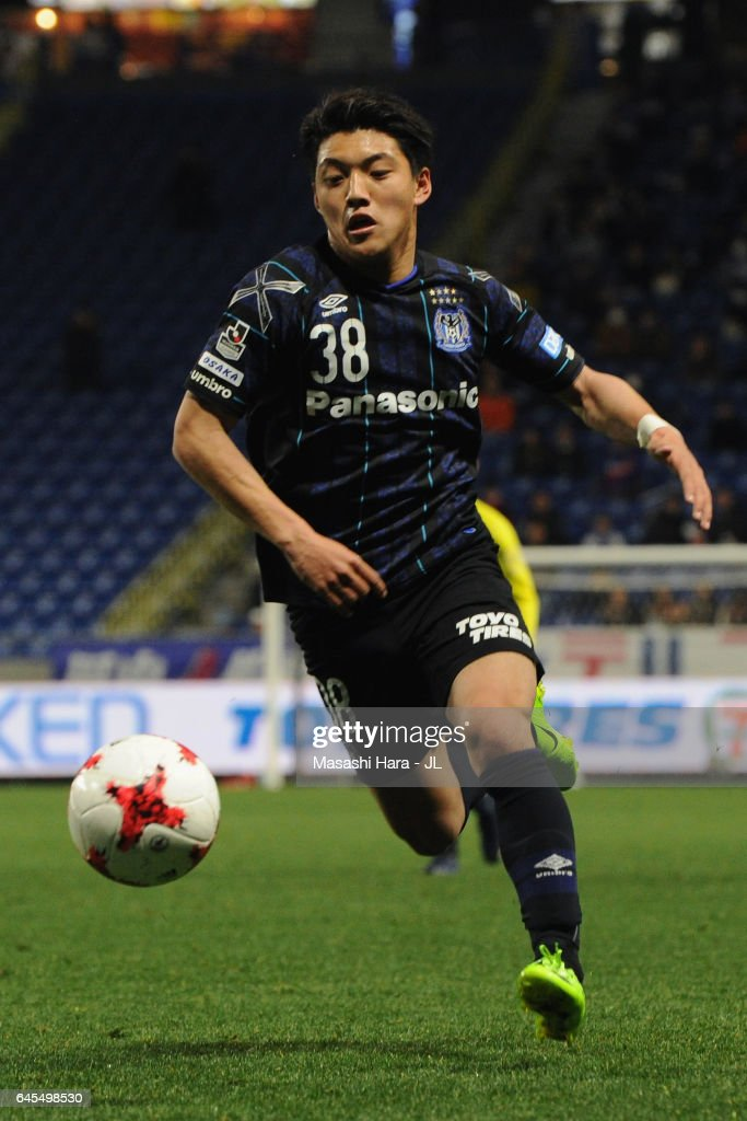 Gamba Osaka v Ventforet Kofu - J.League J1 : ニュース写真
