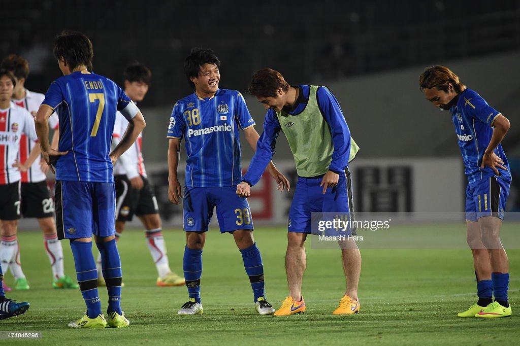 Gamba Osaka v FC Seoul - AFC Champions League Round Of 16 : News Photo