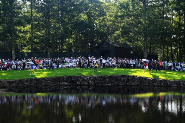 JPN: Karuizawa 72 Golf Tournament - Round Two