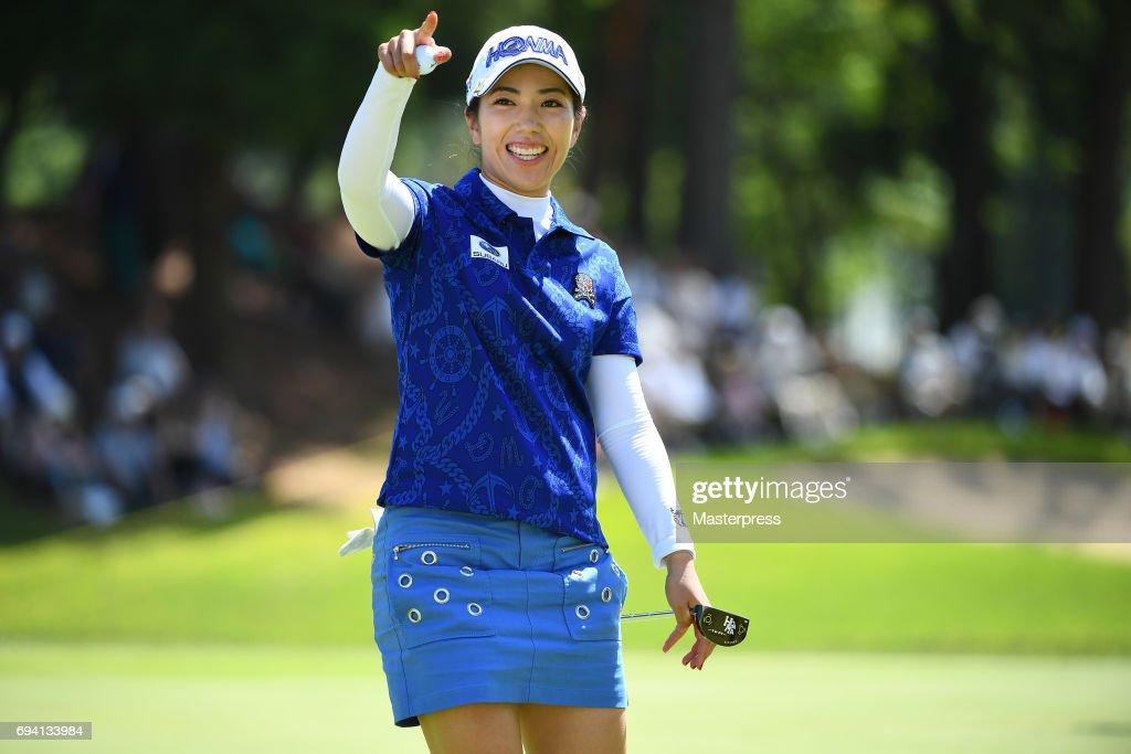 Suntory Ladies Open - Day 2