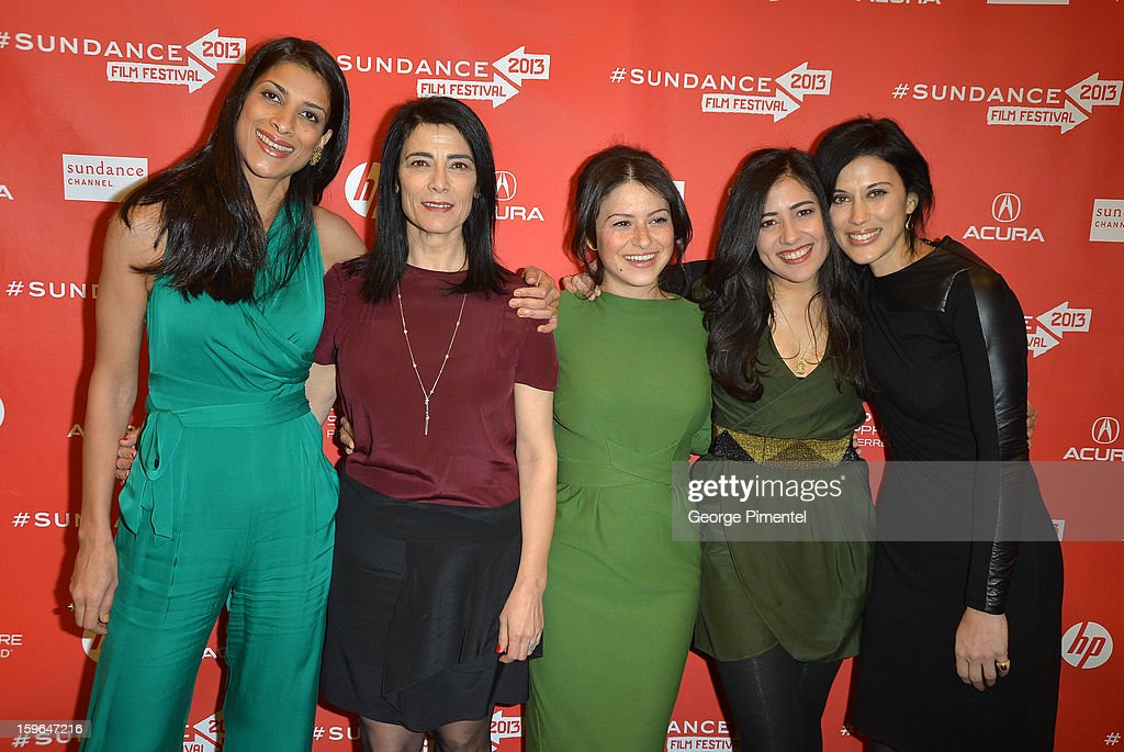 """""""May In The Summer"""" Premiere - Red Carpet - 2013 Sundance Film Festival"""