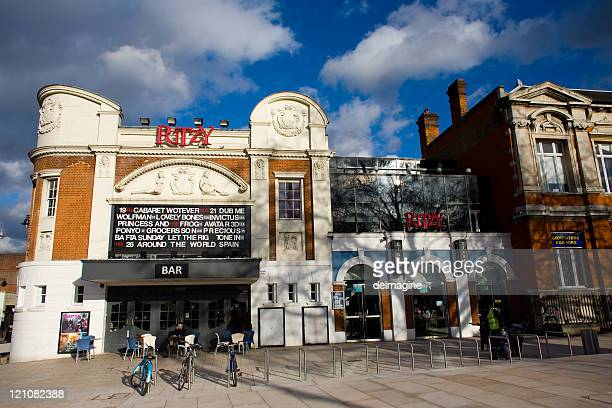 ritzy cinema, brixton - brixton stock photos and pictures