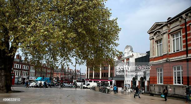ritzy theater, brixton oval, london, uk - brixton stock pictures, royalty-free photos & images