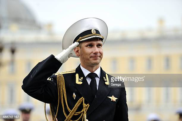 Riussian Navy Officer