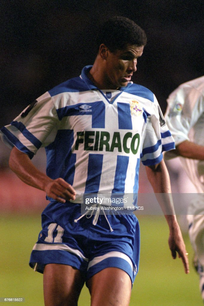 Spanish Soccer - Primera Division - Deportivo La Coruna v Real Sociedad : News Photo