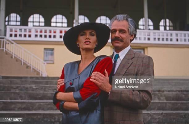 Rivalen der Rennbahn, Fernsehserie, Deutschland 1989, Darsteller: Maja Maranow, Jürgen Draeger