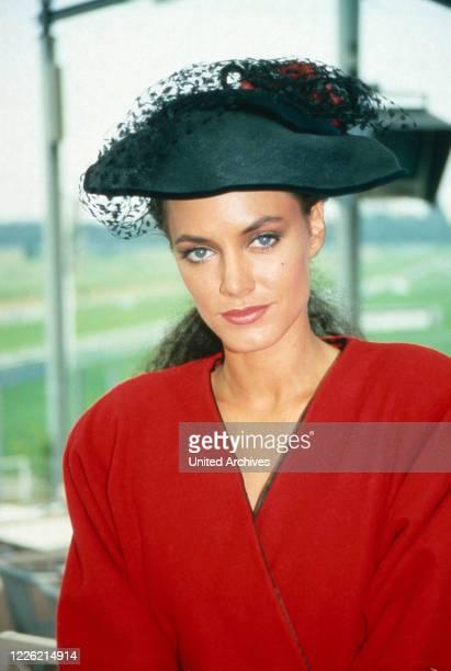 """Rivalen der Rennbahn, Fernsehserie, Deutschland 1989, Folge: """"Verdacht"""", Darsteller: Maja Maranow"""