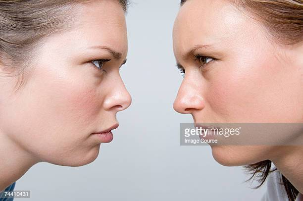 rivals - face off stock pictures, royalty-free photos & images