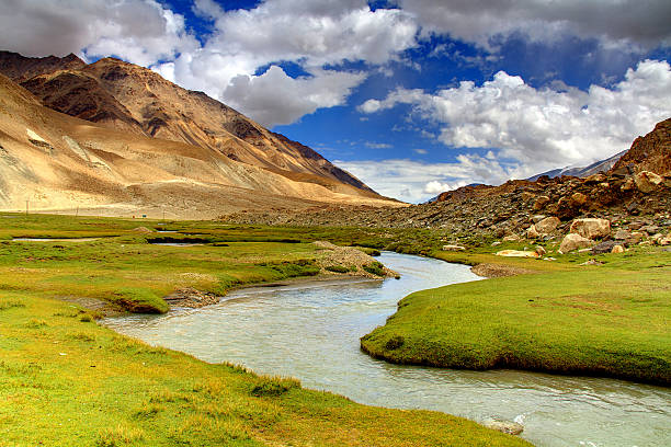 River at Ladakh
