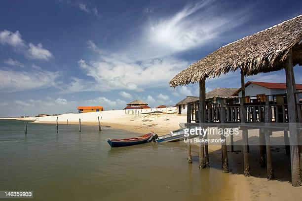 river beach - maranhao state stock pictures, royalty-free photos & images